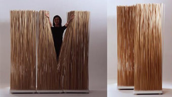 8 Creative Room Divider / Office Screen Partition Ideas