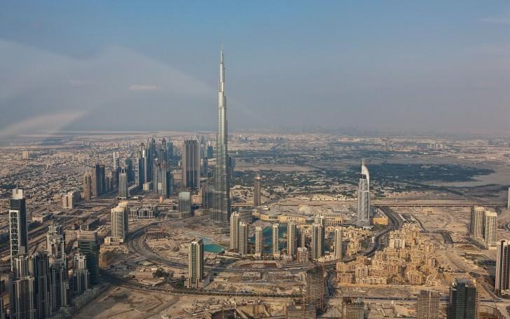 Burj-Khalifa-tower-in-Dubai