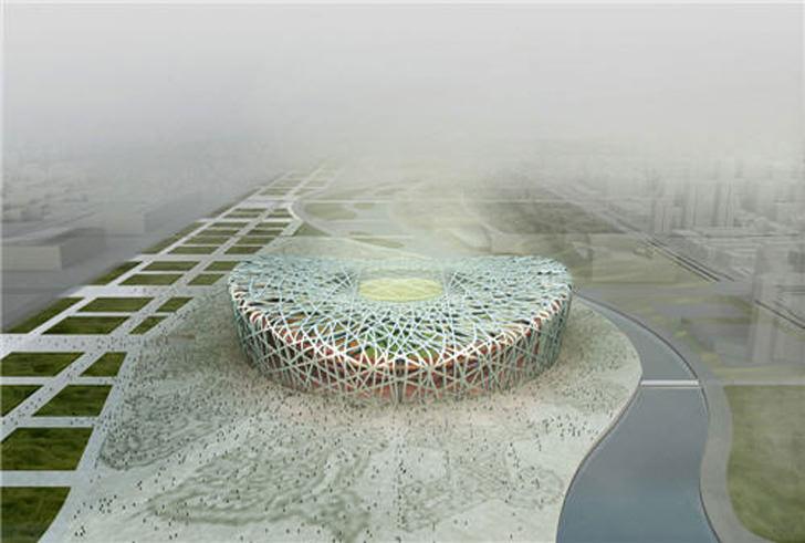 beijing olympic stadium herzog 2008