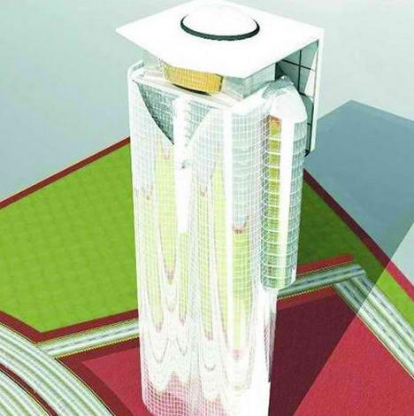 burj al arabi dubai man traditional dress cloth tower - *~ Dubai Pics ~*