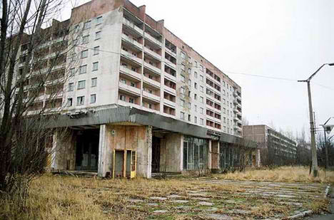 Chernobyl Disaster Aftermath - The Pompei of Nuclear Age