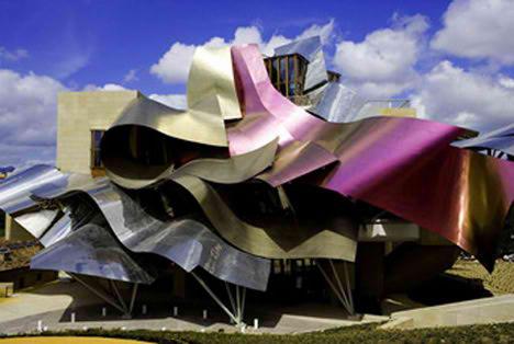 Frank Gehry - Hotel Marqués De Riscal