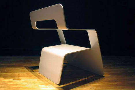 Futil Design - Get Bend Chair