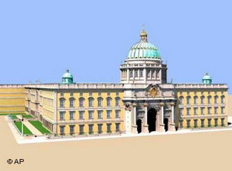 Berlin's Palace of the Republic