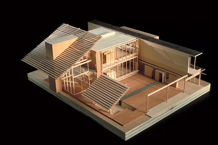 Architectural models my blog city by vincent loy for 3d house model maker
