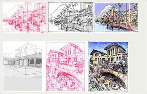 Jim Leggit's Drawing Workshops