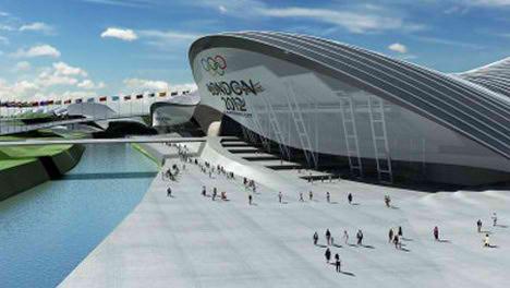 London Olympic 2012 zaha hadid
