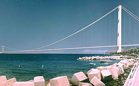 Messina Bridge