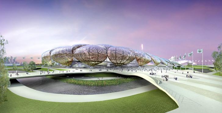 olympic stadium london 2006