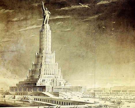 Insane Soviet Architecture
