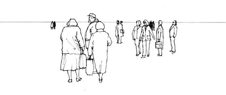 Perspective Human Scale