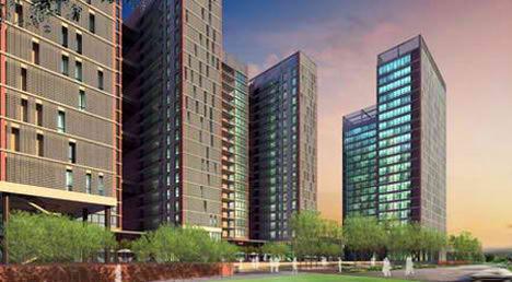 PJ Trade Centre,  Malaysia Architecture,  Kelvin Low