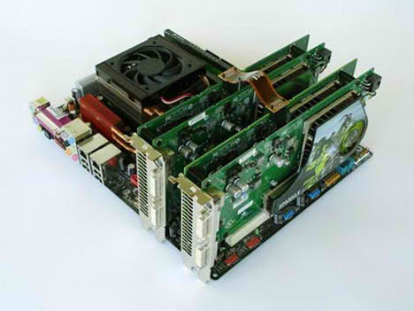 quad core processor graphic nvidia ati