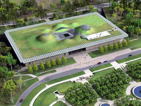 Renzo Piano - The Academy of Science