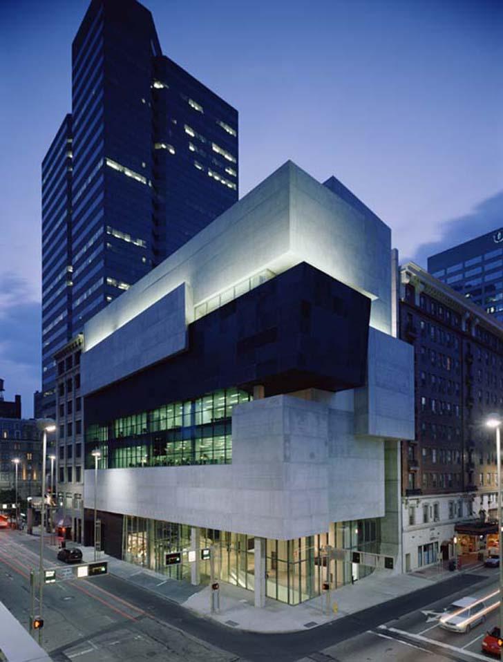 Zaha Hadid  Rosenthal Contemporary Art Center