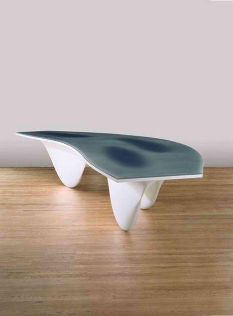 Zaha Hadid Aqua Table