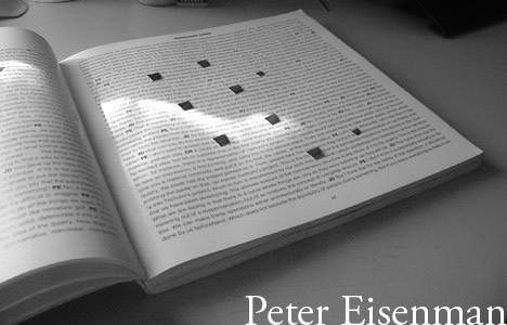 Peter Eisenman - Chora I Works