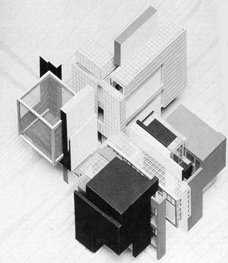peter eisenman house x ten 10