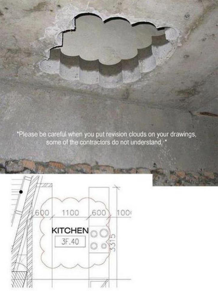 construction mistakes