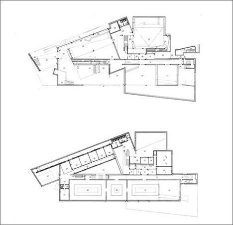 alvaro siza contemporary art spain Galicia Museum of Contemporary Art architecture