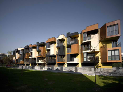 Social Housing, Making Small Seem Large
