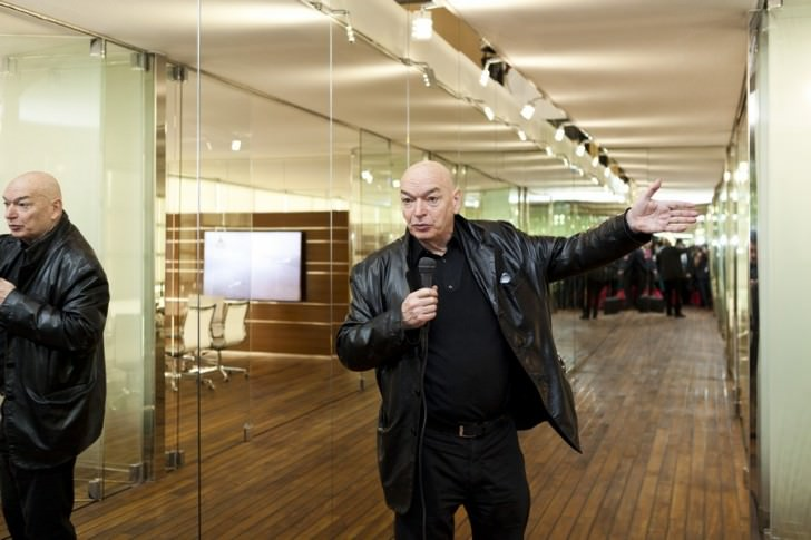 Jean Nouvel, Winner of the Pritzker Architecture Prize 2008
