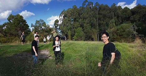 bbq perth outback australia australian life