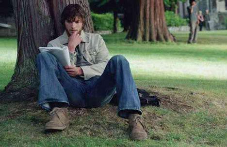 Ashton Kutcher Butterfly Effect