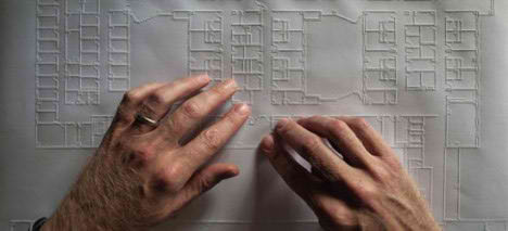 Blind Architect - Braille Blueprints