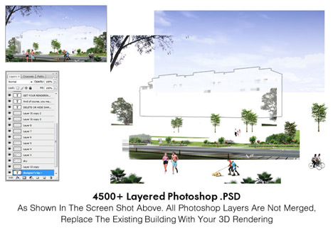 3d architectural renderings illustration free downloads