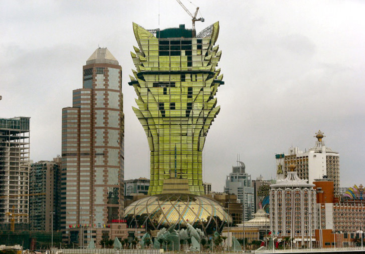 Top 10 Ugliest Building In The World
