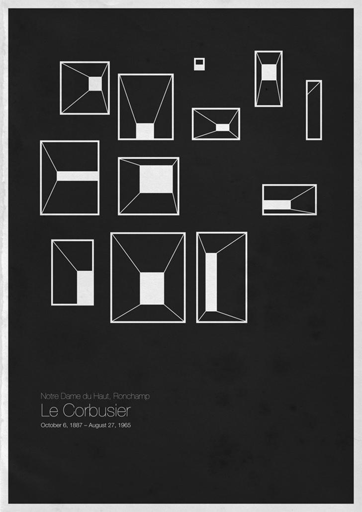 Le Corbusier Notre Dame du Haut Ronchamp France