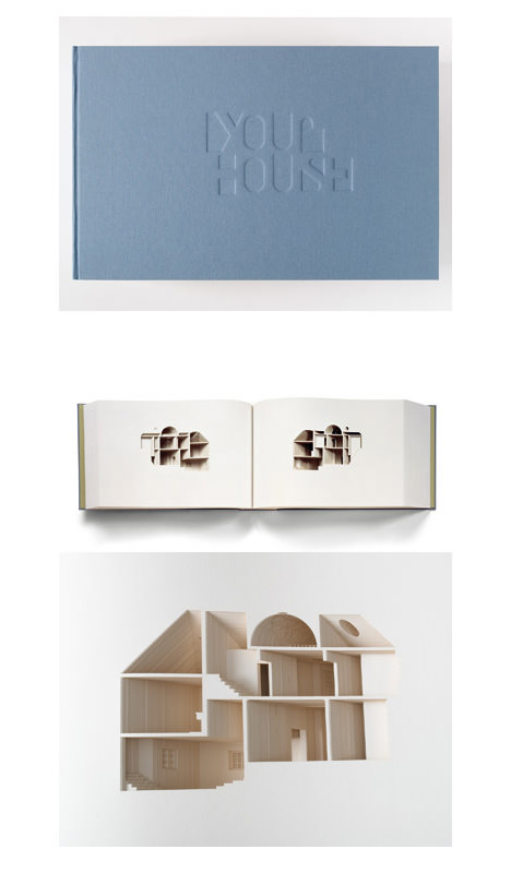 Your House - Hollowed Out Architecture Book