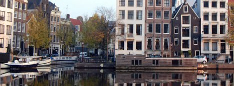 Classic-architecture-of-Amsterdam