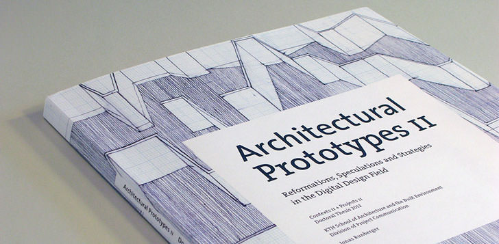 Phd thesis on architecture