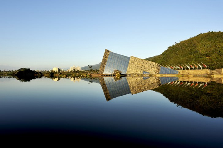 Turtle Mountain Island Lanyang Museum_Photography Jeffrey Cheng