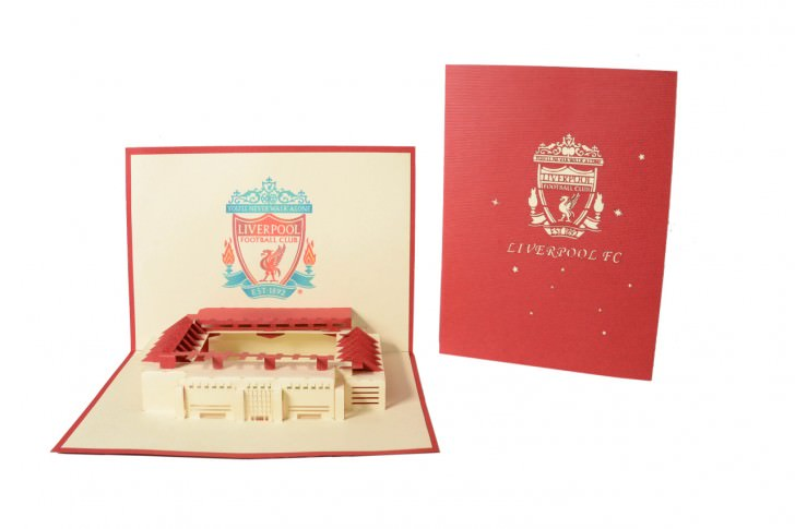 liverpool stadium architecture gifts