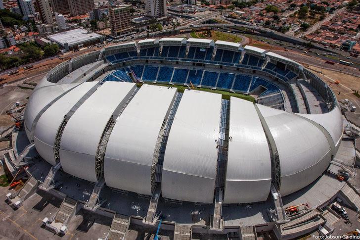 Estadio Das Dunas