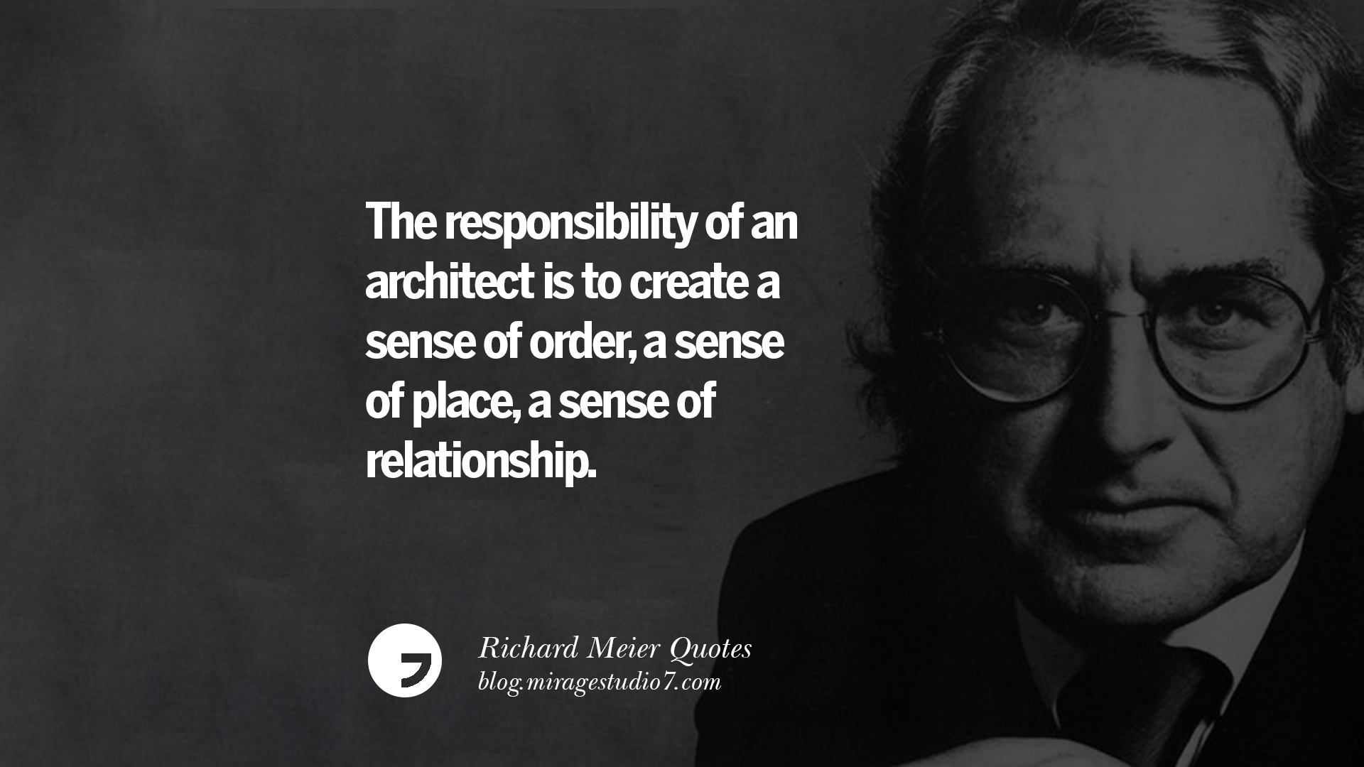 12 Richard Meier Quotes On Time Space And Architecture